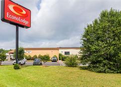 Econo Lodge Jacksonville Near Little Rock Afb - Jacksonville - Building