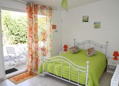 Chambres D'hôtes À Marée Hôtes - Courseulles-sur-Mer - Habitación