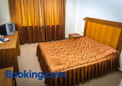 Hotel Intelcoop - Plowdiw - Schlafzimmer