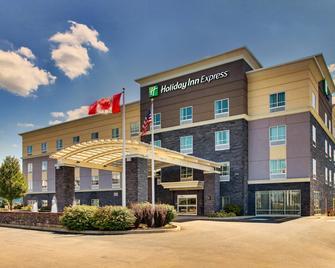 Holiday Inn Express Cheektowaga North East - Cheektowaga - Gebäude