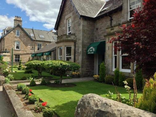 Buttonboss Lodge - Pitlochry - Outdoor view
