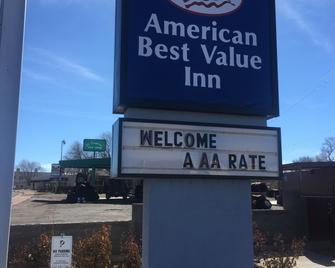 American Best Value Inn - Springerville - Venkovní prostory