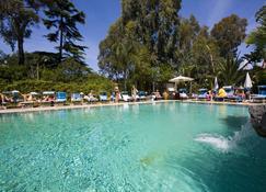 Central Park Hotel Terme - Ischia - Piscina