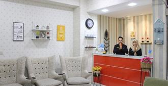 Fastrooms Bekasi Hotel - Bekasi - Front desk