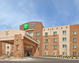 Holiday Inn Express & Suites Las Cruces North - Las Cruces - Gebouw