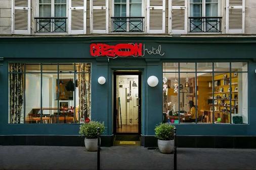 Hotel Crayon By Elegancia - Paris - Building