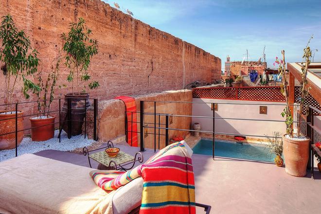 Riad Carina - Marrakesh - Balcony