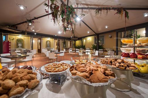 艾卡瓦列里貝斯特韋斯特酒店 - 巴勒摩 - 巴勒莫 - 自助餐