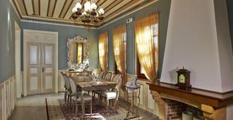 Kastro Guesthouse - Ioanina - Comedor