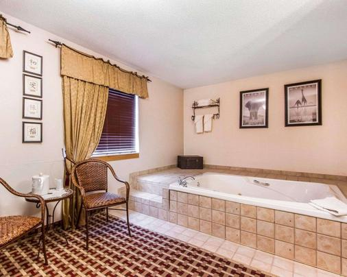 Quality Inn & Suites - Marion - Bad