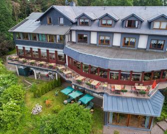 Augustusberg Hotel & Restaurant - Bad Gottleuba - Building