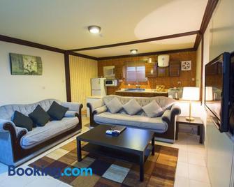 Vision Apartment - Buraydah - Wohnzimmer
