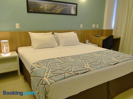 Bristol Alameda Vitoria - Vitória - Bedroom