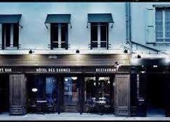 Hotel des Carmes - Aurillac - Front desk