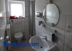 Hotel Klinger - Plettenberg - Bathroom
