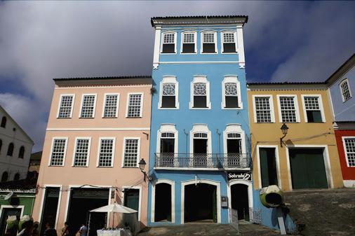 Hotel Sobrado 25 - Hostel - Salvador - Rakennus