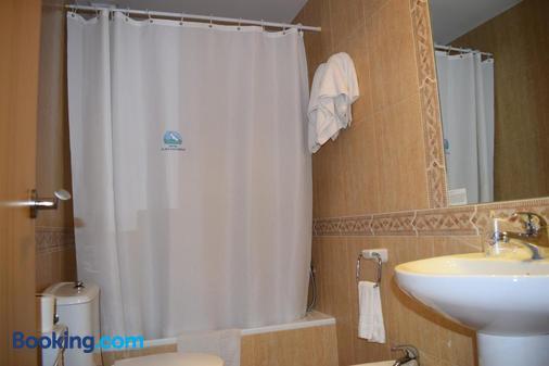 Hotel Vida Playa Paxariñas - Pontevedra - Phòng tắm