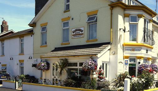 Kilbrannan Guest House - Great Yarmouth - Building