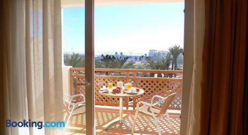 Timoulay Hotel & Spa Agadir - Agadir - Balcony