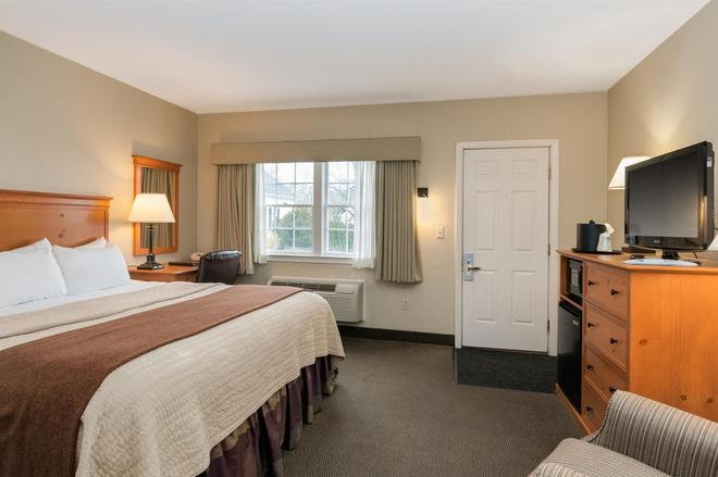 Best Western Plus Cold Spring - Plymouth - Schlafzimmer