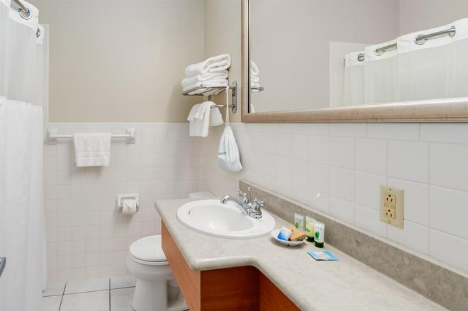 Best Western Plus Cold Spring - Plymouth - Μπάνιο
