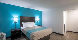 Motel 6 Greenville SC I-85 near Downtown - Greenville - Schlafzimmer