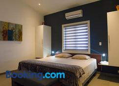 Bubali Luxury Apartments - Adults Only - Wheelchair Friendly - Oranjestad - Bedroom