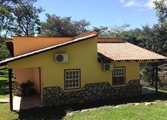 Aguas Vivas Hotel Fazenda - Pirenópolis - Edifício