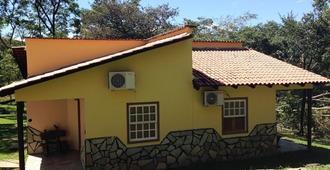Aguas Vivas Hotel Fazenda - Pirenópolis - Pátio