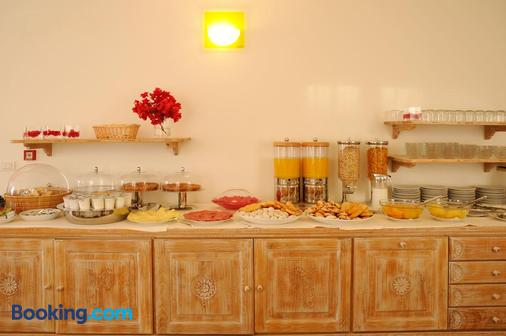Rooms Angedras - Alghero - Buffet