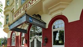 Best Western Hotel Kaiserhof - Bonn - Edificio