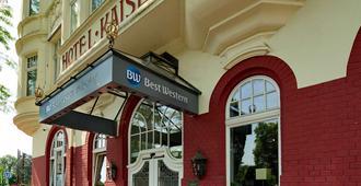 Best Western Hotel Kaiserhof - Bonn - Gebäude