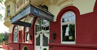 Best Western Hotel Kaiserhof - Βόννη - Κτίριο