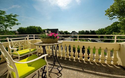 Best Western Hotel Kaiserhof - Bonn - Balkon