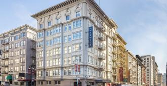 Warwick San Francisco - סן פרנסיסקו - נוף חיצוני