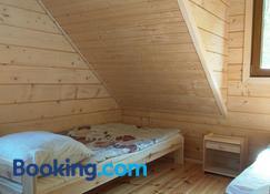 Domek u Charnasia - Biskupiec (Olsztynski) - Bedroom