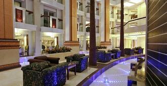 Central Hotel Nanjing - נאנז'ינג - לובי