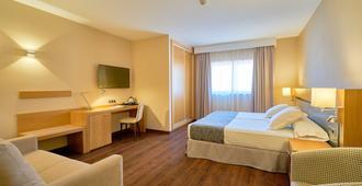 Hotel Guadalmedina - Málaga - Bedroom