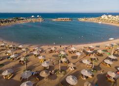 ديزرت روز ريزورت - الغردقة - شاطئ