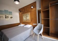Hôtel Rachel - Le Pré-Saint-Gervais - Bedroom