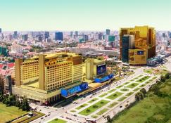 NagaWorld Hotel & Entertainment Complex - Phnom-Penh - Buiten zicht