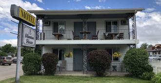 Mansion House Motel - Buffalo - Building