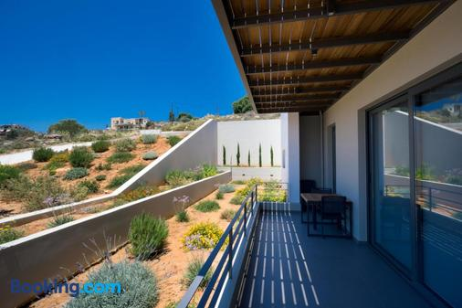 Seametry Luxury Living Apartments - Chania - Balcony