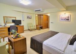 Hotel Podgorica - Podgorica - Bedroom