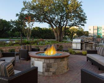 TownePlace Suites by Marriott Austin North/Lakeline - Austin - Uteplats