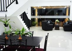 Sunrise Homestay - Kandy - Patio