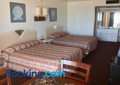Sea Shell Inn Motel - Corpus Christi - Bedroom
