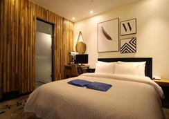 Hotel Kobos - Seoul - Phòng ngủ