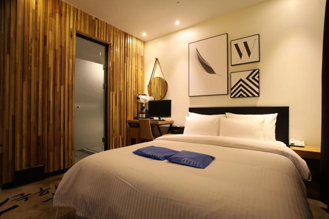 Hotel Kobos - Σεούλ - Κρεβατοκάμαρα