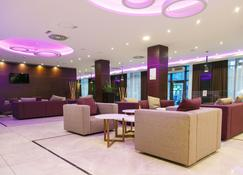 New City Hotel & Restaurant Nis - Niš - Lounge